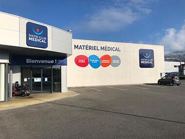DISTRI CLUB MEDICAL Vétraz-Monthoux - Annemasse